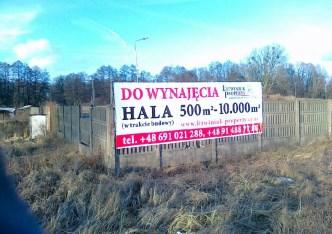 działka na sprzedaż - Szczecin, Dąbie, Narzędziowa