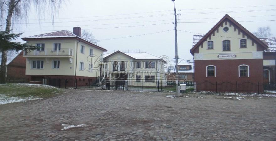 obiekt na sprzedaż - Szczecin, Osów